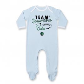 Pyjama bébé Team Serpentard...