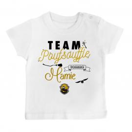 T-shirt bébé Team...