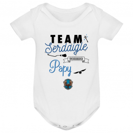 Body bébé Team Serdaigle...