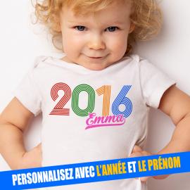 T-shirt Année de naissance...