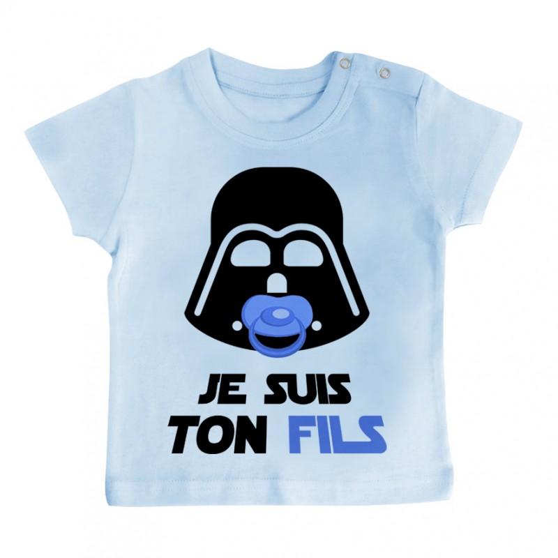 T-Shirt bébé Je suis ton fils