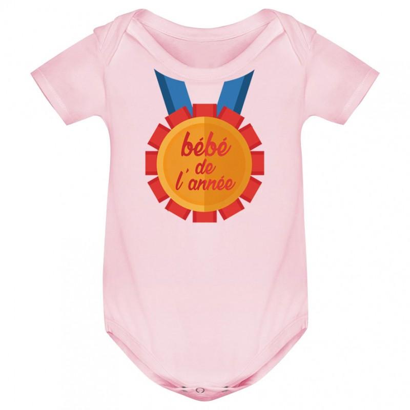 Body bébé Bébé de l'année