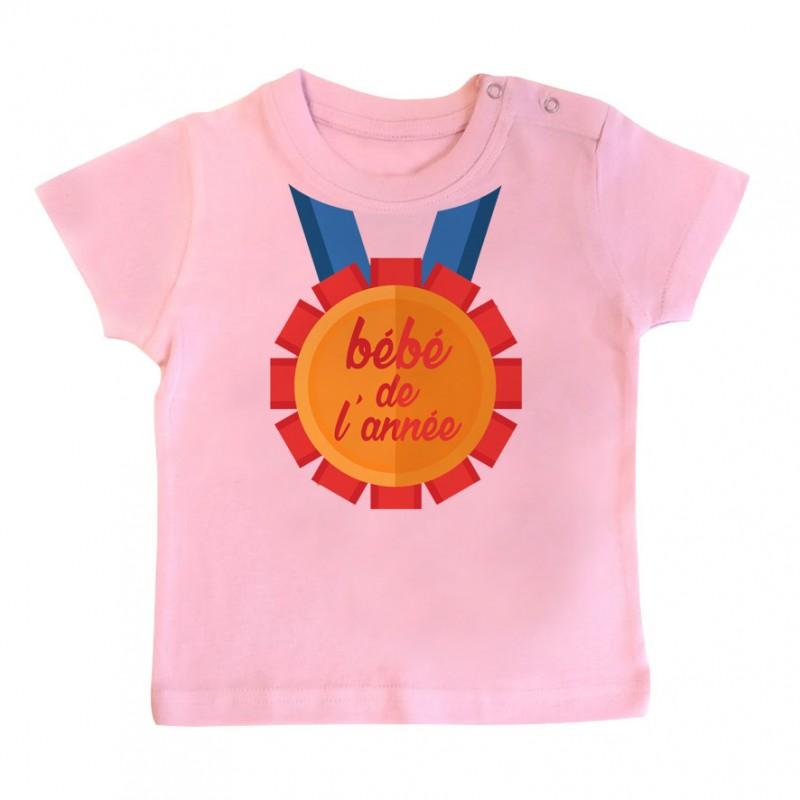 T-Shirt bébé Bébé de l'année