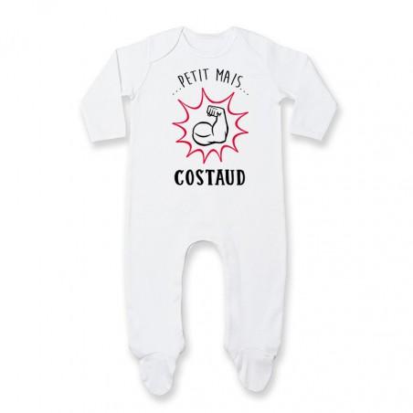 Pyjama bébé Petit mais costaud
