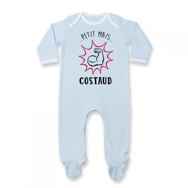 Pyjama bébé Petit mais costaud